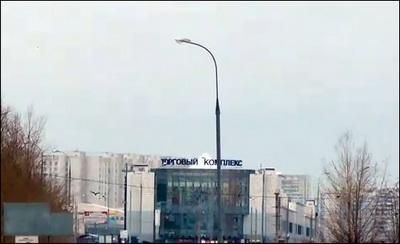Торговый центр м. Братиславская