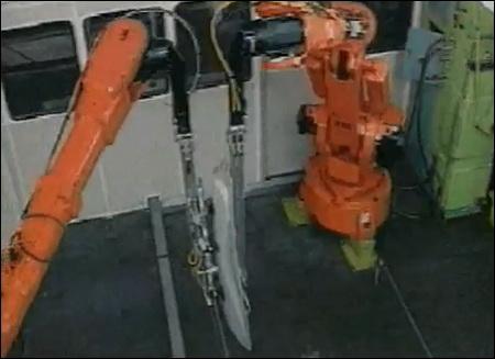 Перспективы применения роботов