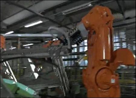 Опыт машиностроительных предприятий по роботизации