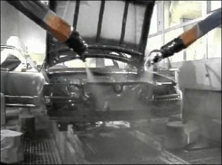Автоматизация на предприятиях автомобильной промышленности