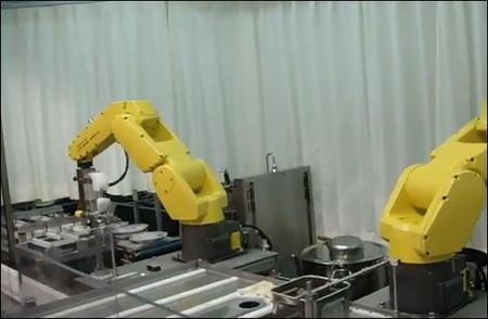 Автоматические и полуавтоматические станки
