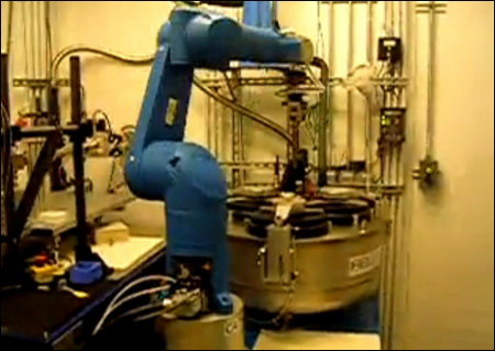 Примеры новых автоматических агрегатов и оборудования