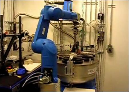Примеры автоматических линий и ГАП на заводах