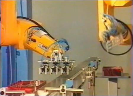 Автоматизация - применение прогрессивной технологии и оборудования