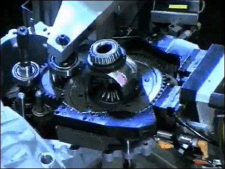 Опыт автоматизации в машиностроении