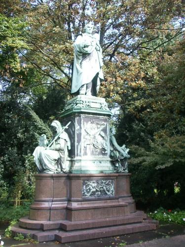 Скульптура в садово-парковом искусстве