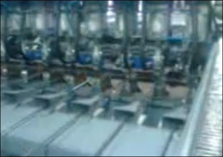 Автоматическая линия для сварки арматурной сетки