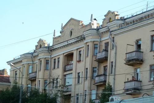 Сталинки Vs Новостройки - Разное фото
