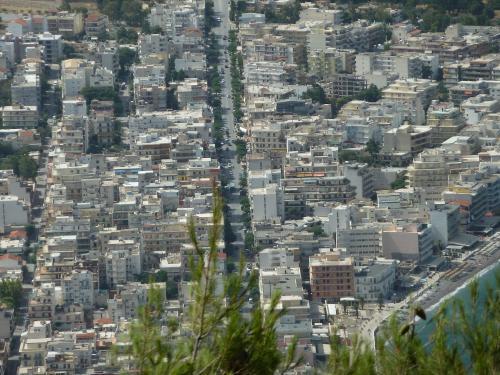 Территории жилой застройки современного города