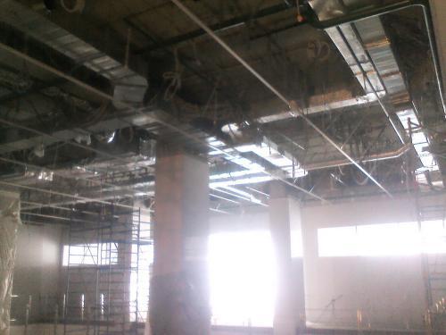 Условия труда и техники безопасности на строительстве