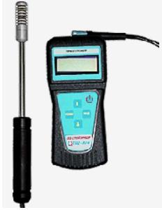 Измеритель (термогигрометр) влажности и температуры воздуха цифровой