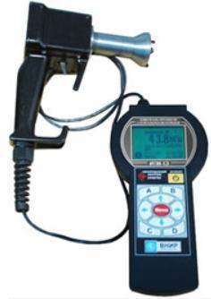 Измеритель (склерометр) для определения прочности материалов