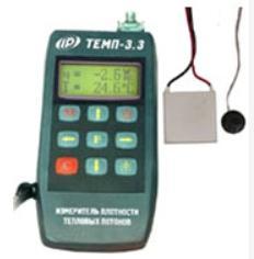 Измеритель теплового потока и температуры